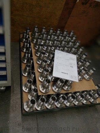 Производство клапанов