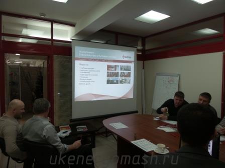 УКЭМ обучение арматура для промышленности Goetze