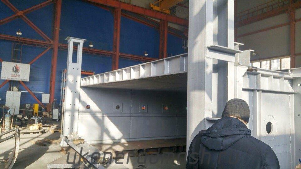 Печь для Кировского завода по обработке цветных металлов ОЦМ