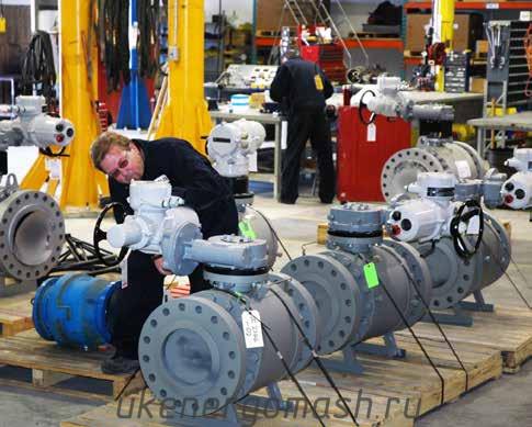 Роторк производство электроприводов